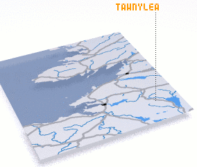 3d view of Tawnylea