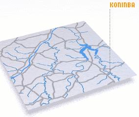 3d view of Koninba