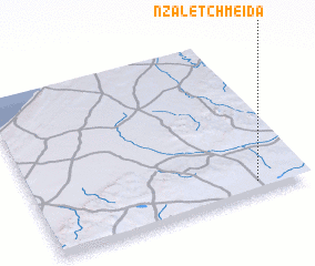 3d view of Nzalet Chmeïda