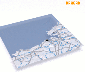 3d view of Bragad