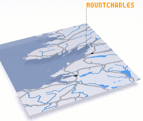 3d view of Mountcharles