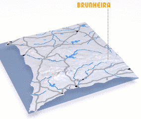 3d view of Brunheira