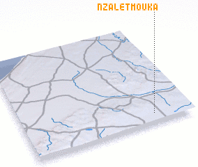 3d view of Nzalet Mouka