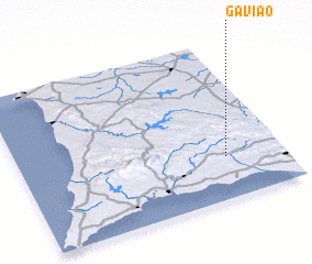 3d view of Gavião