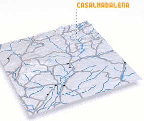 3d view of Casal Madalena