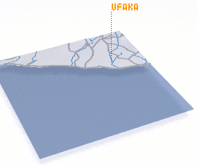 3d view of Ufaka