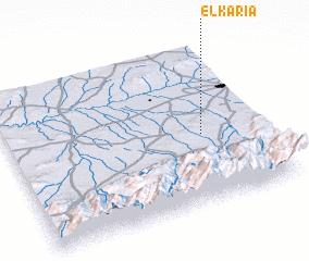 3d view of El Karia