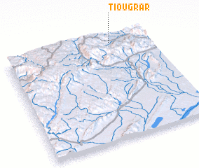 3d view of Tiougrar