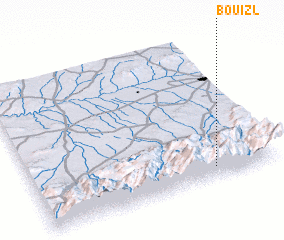 3d view of Bouizl