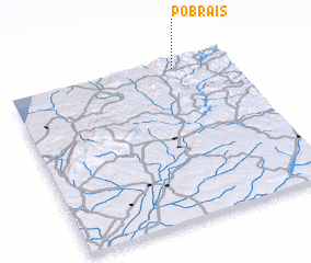 3d view of Pobrais
