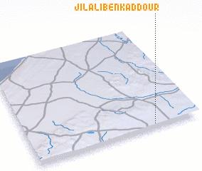 3d view of Jilali Ben Kaddour