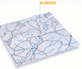 3d view of Almegue