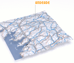 3d view of Andeade