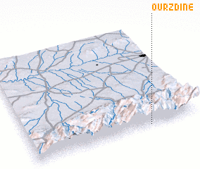 3d view of Ourzdine