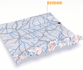 3d view of Boudhir