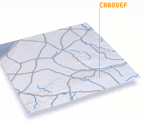 3d view of Chaouef