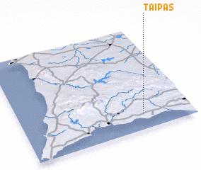 3d view of Taipas