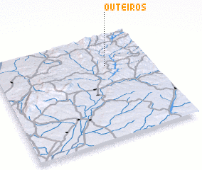3d view of Outeiros