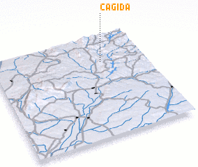 3d view of Cagida