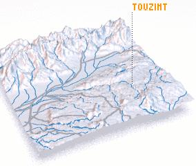3d view of Touzimt