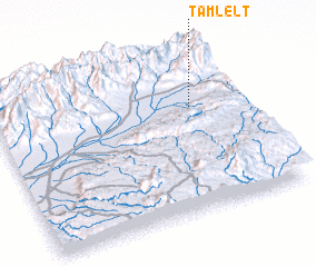 3d view of Tamlelt