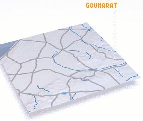 3d view of Goumarat