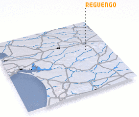 3d view of Reguengo