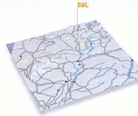 3d view of Ral