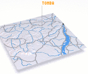 3d view of Tomba