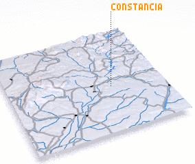 3d view of Constância