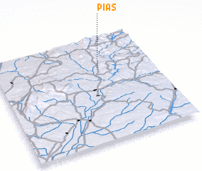 3d view of Pias