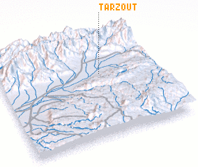 3d view of Tarzout