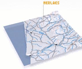 3d view of Merlães
