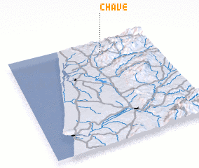 3d view of Chave