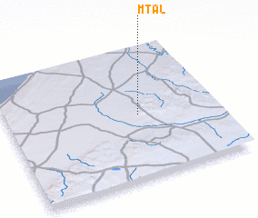 3d view of Mtal