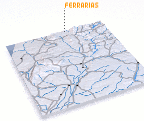 3d view of Ferrarias