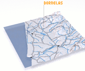 3d view of Dornelas