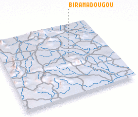 3d view of Biramadougou
