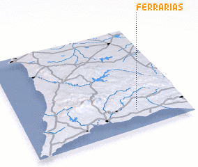 3d view of Ferrarias