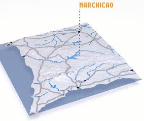 3d view of Marchicão