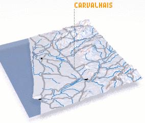 3d view of Carvalhais