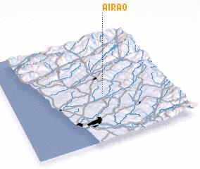 3d view of Airão