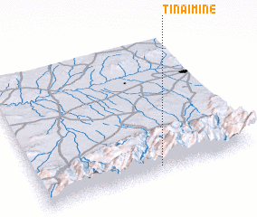 3d view of Tinaïmine