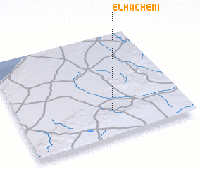 3d view of El Hachemi