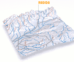 3d view of Madida