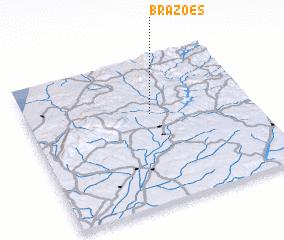 3d view of Brazões