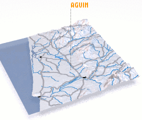 3d view of Aguim
