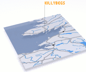 3d view of Killybegs