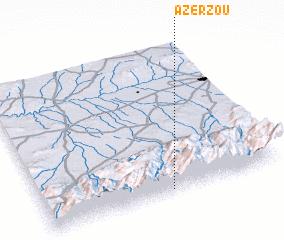 3d view of Azerzou