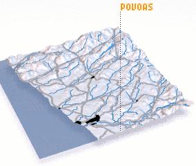 3d view of Póvoas